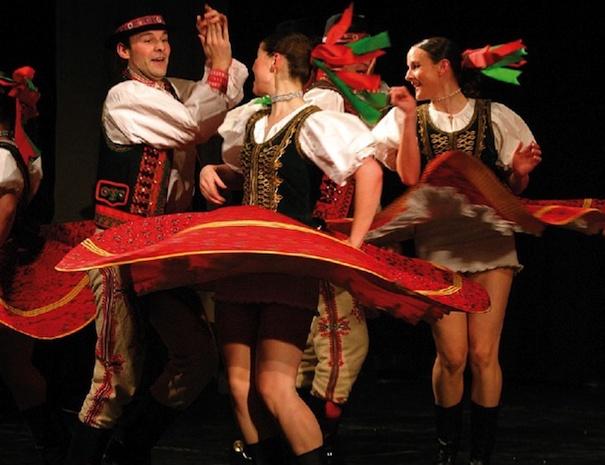 folkore-slovak